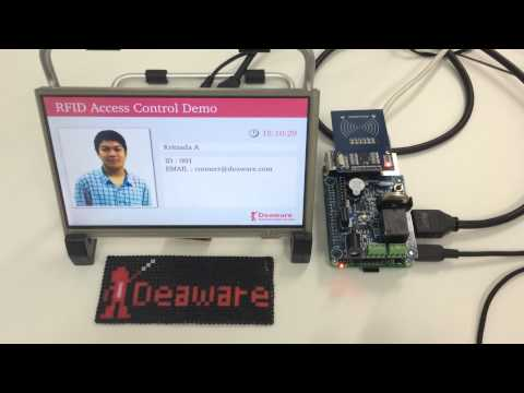Tutorial Using A Raspberry Pi With An Rfid Reader Rc522
