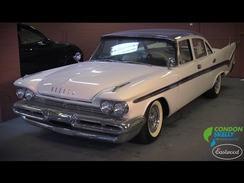 Common Questions About Car Collector Insurance PLUS Condon Skelly Car Collection -Eastwood