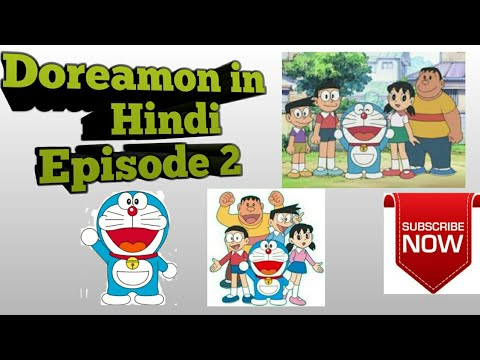 Doreamon in Hindi episode 2 in Hindi By Hindi Cartooner.