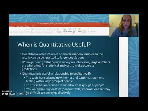 CCJ 3701 Intro to Quantitative Research