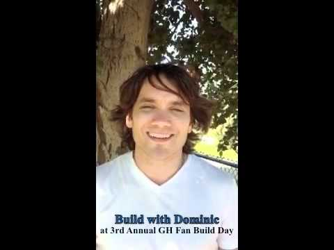Dominic Zamprogna Builds with Habitat for Humanity