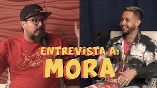 Mora habla de sus colabs con Bad Bunny, Jhay Cortez, piratería de su disco, etc...