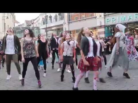 KSPA Thriller Flash Mob