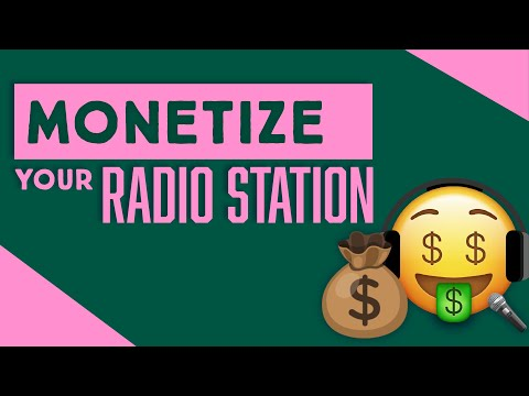 How to Make Money from Your Online Radio Station