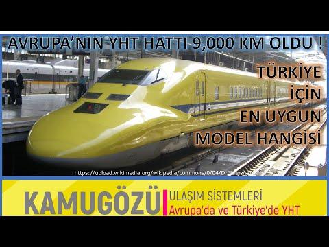 Yüksek Hızlı Tren Yarışında Yavaş Mı Kaldık ?