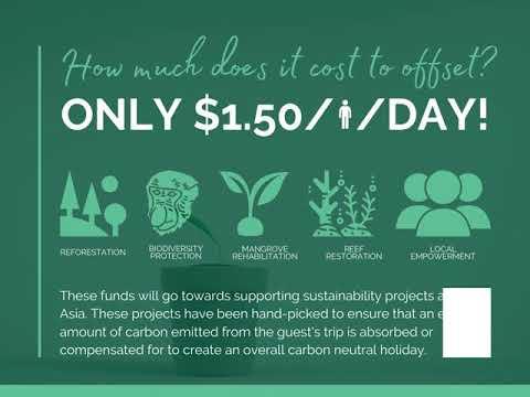 EXO Carbon Neutral Holidays