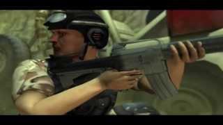 Conflict: Desert Storm 2 Cutscenes Movie [HD]