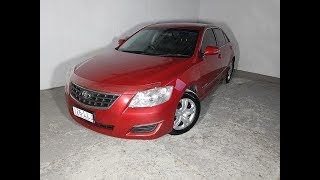 Automatic Toyota Aurion AT-X Sedan 2008 Review For Sale
