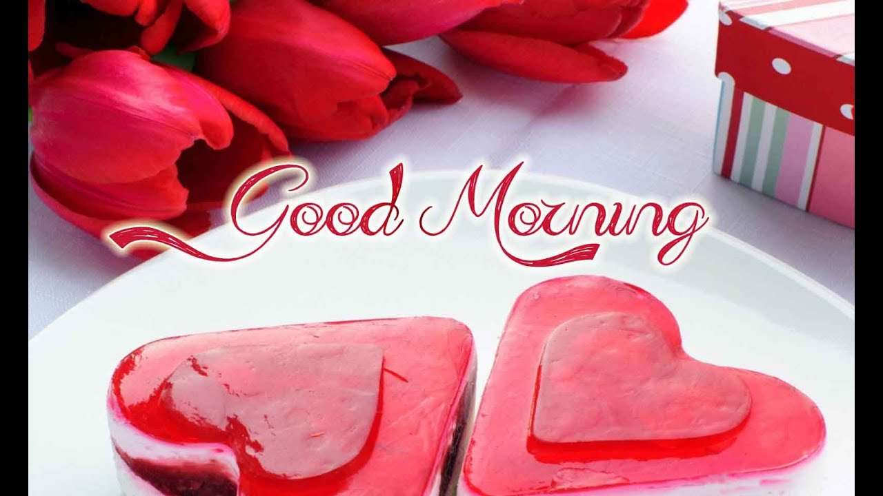 Good Morning My Love Quoteswhatsapp Video Messageromantic Greeting