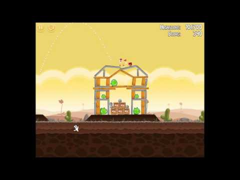 Angry Birds Walkthrough 7-2 [3 Stars] from YouTube · Duration:  39 seconds