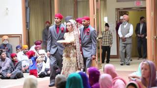 Most Epic Sikh Wedding | 2013 Indian Wedding Vancouver