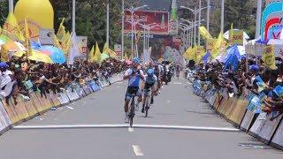 Tour du Rwanda 4th Stage||Colombian Edwin Ávila wins Rubavu-Karongi stage