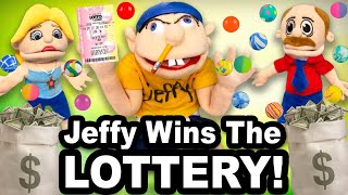 SML Movie: Jeffy Wins The Lottery!