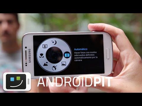 Samsung Galaxy S4 Zoom hands-on en español