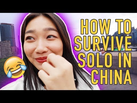 SOLO TRAVEL: FAILS + MINISO in CHINA + Tips Shanghai 2018 EP. 2 | Raiza Contawi