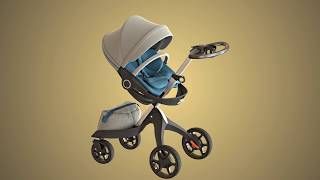 Stokke xplory 3d model  review