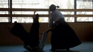Beauty in Japanese Aikido