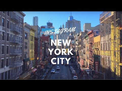 Best Instagram Spots NYC!