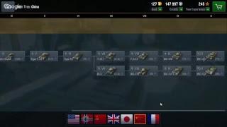 World of War Tanks Blitz Livestream