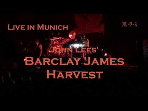 John Lees' Barclay James Harvest - Live - Munich 2017-04-27