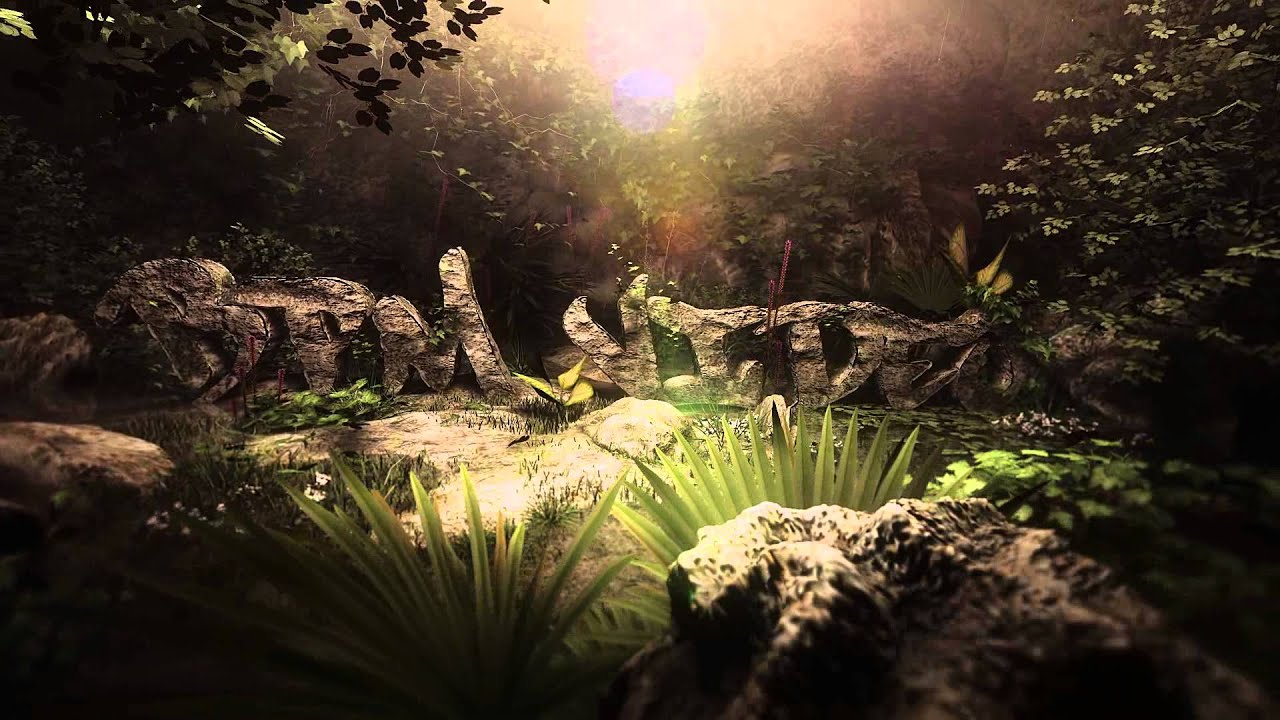 Animated Jungle Wallpaper Bpm Video Jungle Animation 3d Youtube