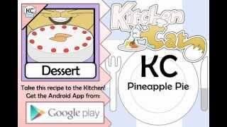 Pineapple Pie - Kitchen Cat
