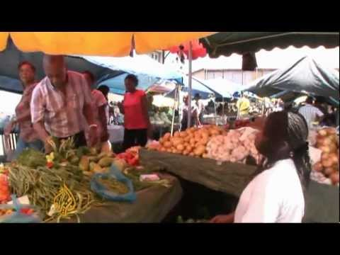 French Guiana - magnet for immigrants