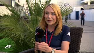 Ruth Buscombe On The Role Of The F1 Strategy Engineer
