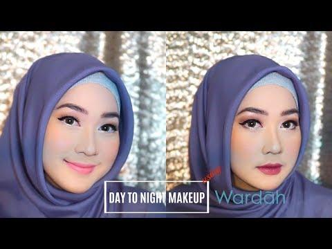 Simple Day to Night Makeup using Wardah Beauty | Dian Ayu