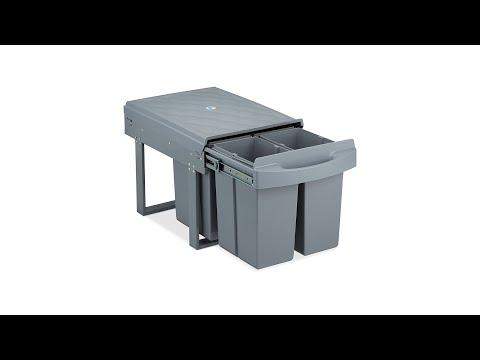 einbaumülleimer-grau-deluxe-4x8l