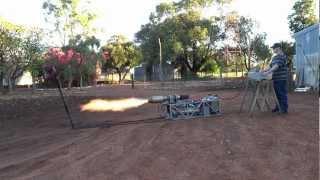 Turbocharger Jet with Afterburner