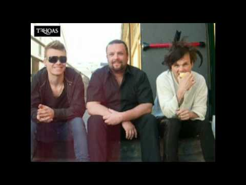 The Rasmus' interview @ Milan 16.05.2012