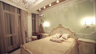 видео Дизайн маленьких квартир и интерьер небольшой комнаты для молодой семьи в стиле барроко