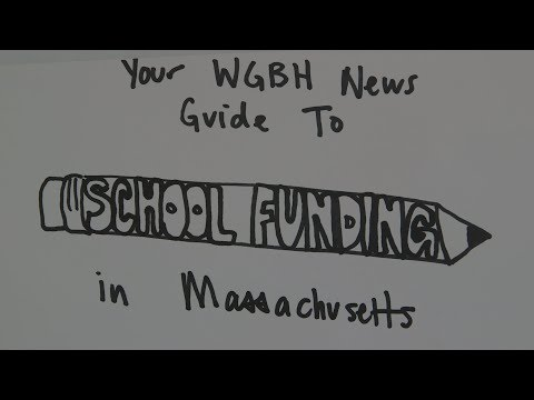 How Massachusetts Pays For Its Schools