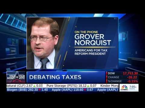 CNBC Debate Recap with Grover Norquist