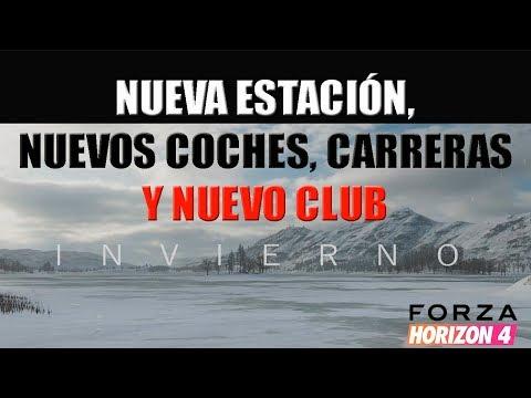 NUEVOS VEHÍCULOS Y NUEVO CLUB | FORZA HORIZON 4
