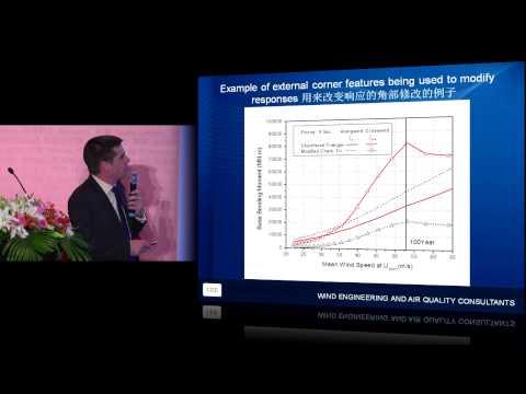 "CTBUH 2012 Shanghai Congress - Denoon, ""Paradigms in the Wind Engineering of Tall Buildings"""