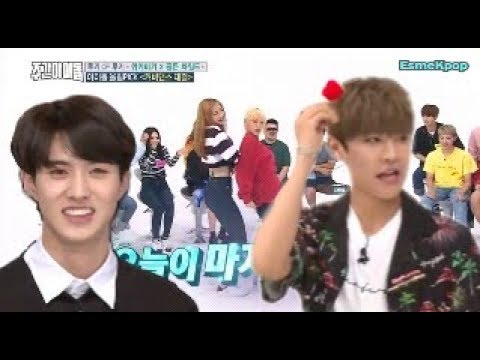 Weekly Idol Cover Dance (Exo,Twice, Wanna One, Etc)....