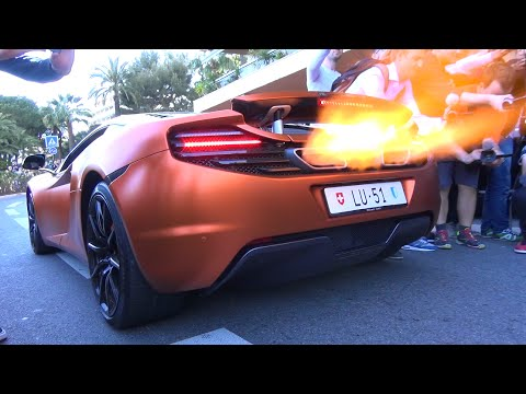 BEST SUPERCAR SOUNDS - 2016 Top Marques!