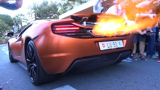 During my stay in Monaco for the Top Marques 2016 I have filmed alo...