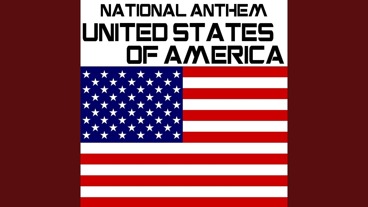 the american national anthem It ironically became america's national anthem in 1931 today, having never heard more than the first verse, many americans are not aware that there are four verses to the anthem, while some christian groups especially sing the 1st and 4th verses as a matter of course.