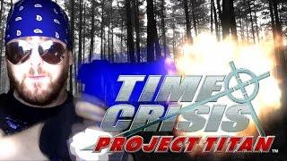 Time Crisis: Project Titan | Power Metal Gamer