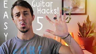5 Guitar Tricks In Under 5 Minutes!