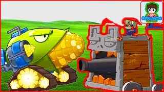 Растения против зомби Plants vs zombies 8 От Фаника
