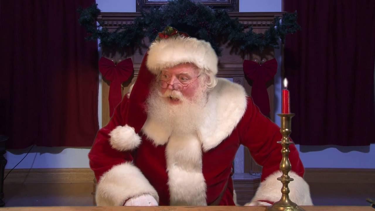 Virtual santa free