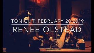 RENEE OLSTEAD 3PEDAL PORSCHE PROFESSORrun - IT'S TONIGHT'S SHOW 2.20.2019 - porschelife S2E09 😍🎙🤓