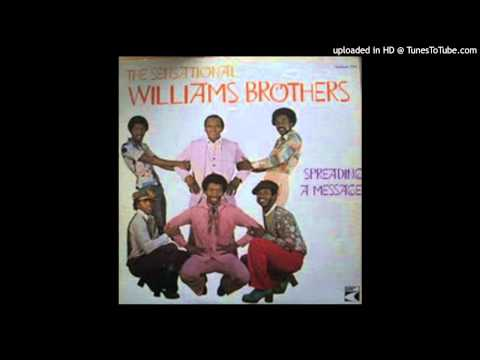 Somebody Needs You Lord The Sensational Williams Brothers