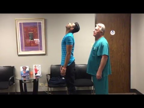 Lower Back Pain, Leg Pain & Muscle Spasms Treatment By Your Houston Chiropractor Dr  Gregory Johnson