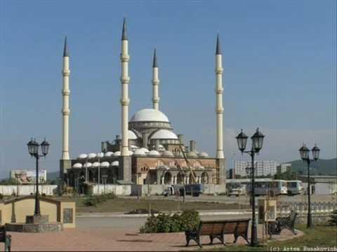 mosque... Grozny, Russia (Caucasus)