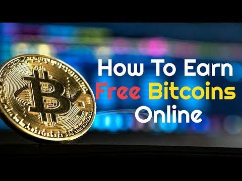 How To Earn Free Bitcoins   100% Legit Worldwide 2019